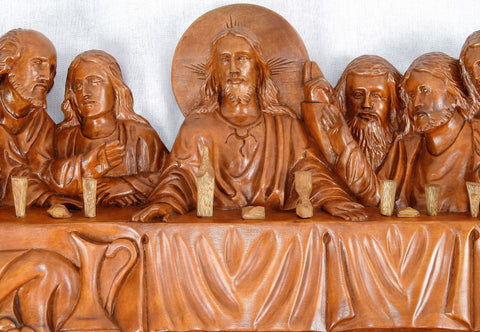 a: Wall Decor: Holy Supper