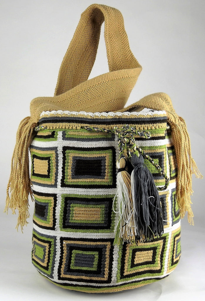 bag: Columbia Wayuu Mochila Bag