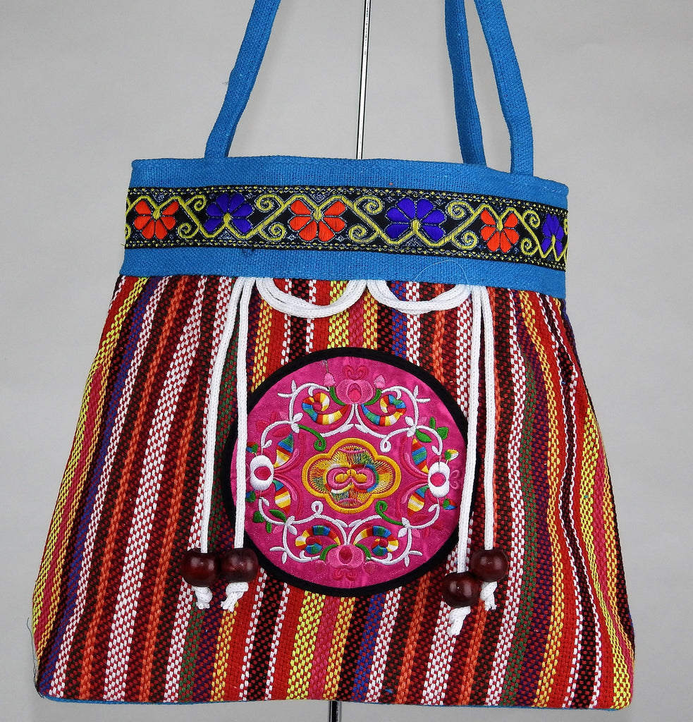 bag: Embroidered Bag