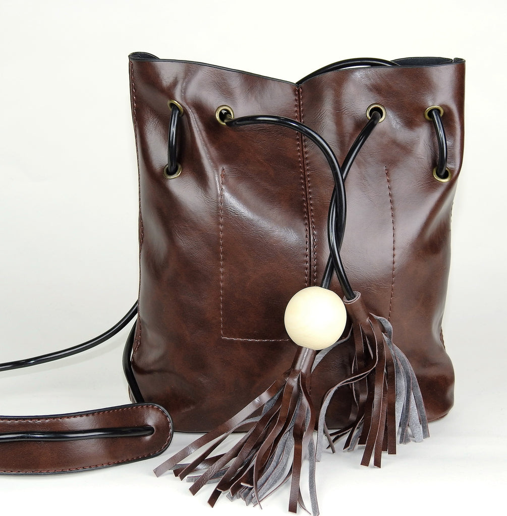 bag: Leather Bag