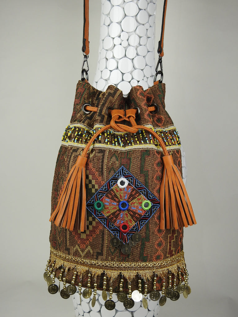 bag: Bohemian Shoulder Bag