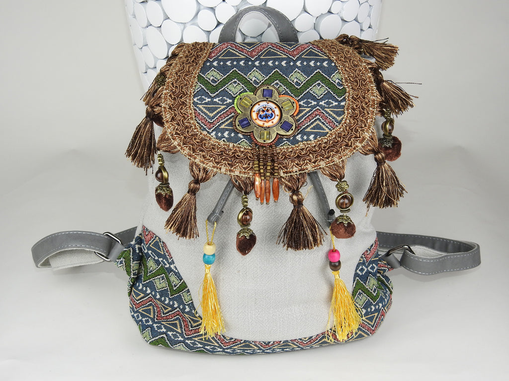 bag: Bohemian Backpack