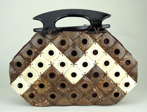 bag: Coconut Shell Bag