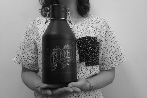 Four Barrel Growler