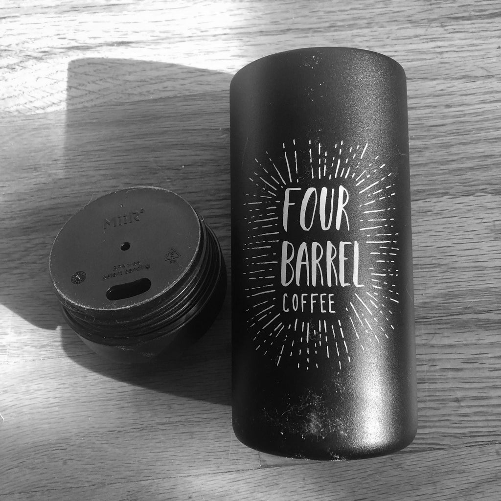 Black Magic Travel Tumbler