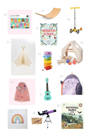 A Summer Gift Guide