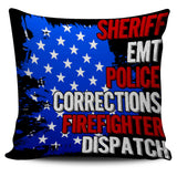 First Responder Pillow Covers