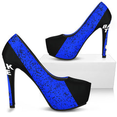 Back The Blue Pumps