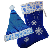 Holiday Hat N' Stocking Sale