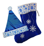 Christmas Hat/Stocking Set Bundle