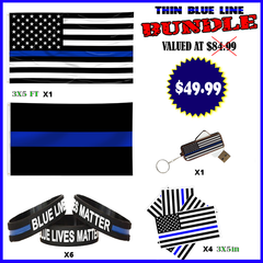 Thin Blue Line Bundle
