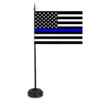 Thin Blue Line USA Flag (desktop)