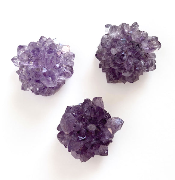 Amethyst Rose Cluster (Small)