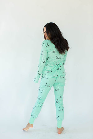 Sleepy Kitty  Minky Fleece Tight Fit Set