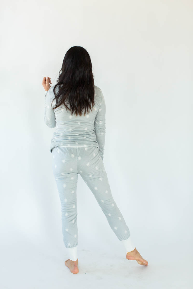 North Star Minky Fleece Tight Fit Set