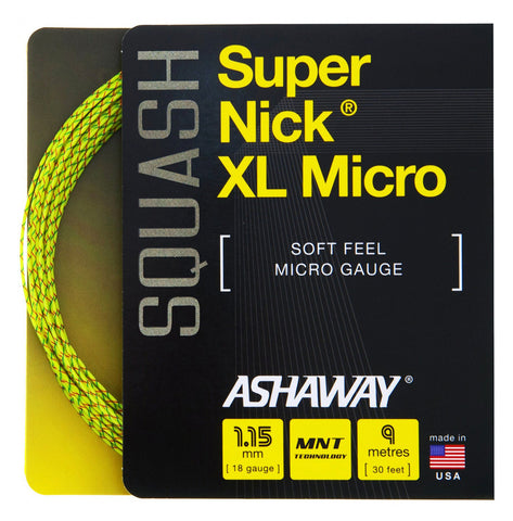 Supernick XL Micro yellow