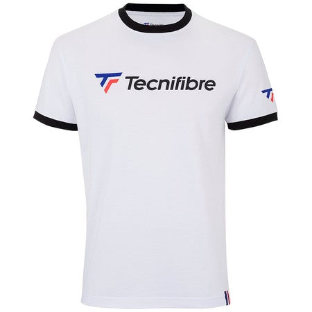Tecnifibre Mens Cotton Tee Club