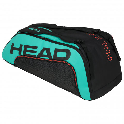 Head Gravity Tour Team 9 Racket Supercombi