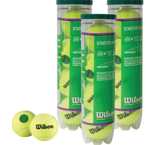 Wilson Starter Ball Green Carton