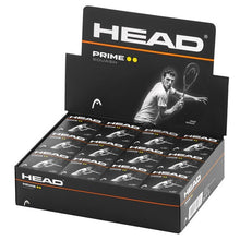 Head Prime Double Yellow Squash Ball