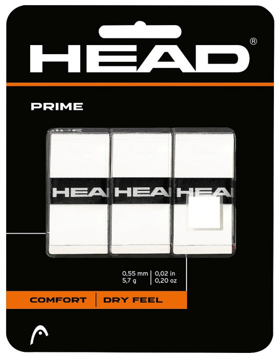 Head Prime Overgrip