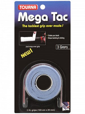 Tourna Grip Mega Tac 3 pack
