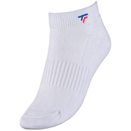 Tecnifibre Womens Socks 2pk White