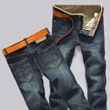 New Mens Jeans Korean fashion leisure trousers manufacturers selling a all-match youth on behalf of