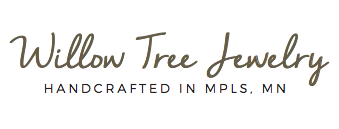 Handcrafted jewelry made in Minneapolis, Minnesota.
