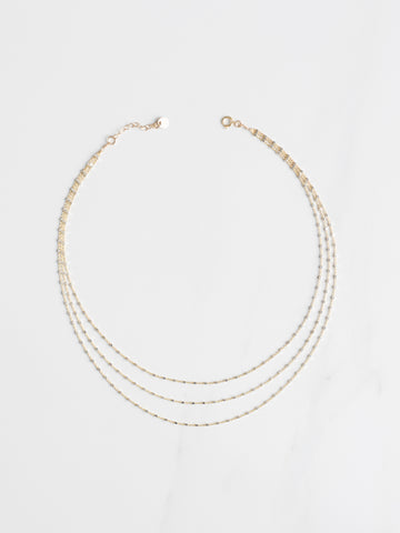 Classic Layered Necklace