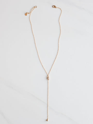 Nani Lariat Necklace