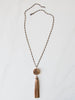 Victoria Druzy Necklace