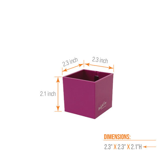 Magnetic CUBE 2.5""