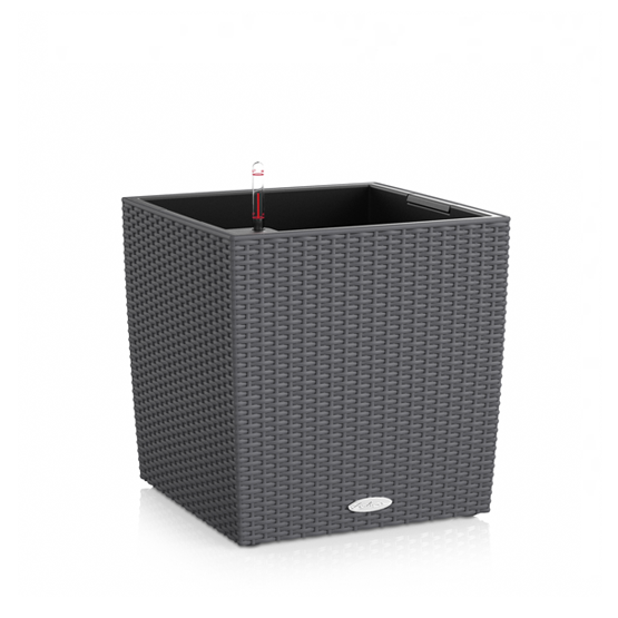 "CUBE COTTAGE 16"" Planter"