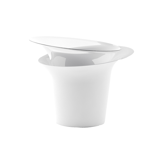 ADEL Orchid Planter - WHITE