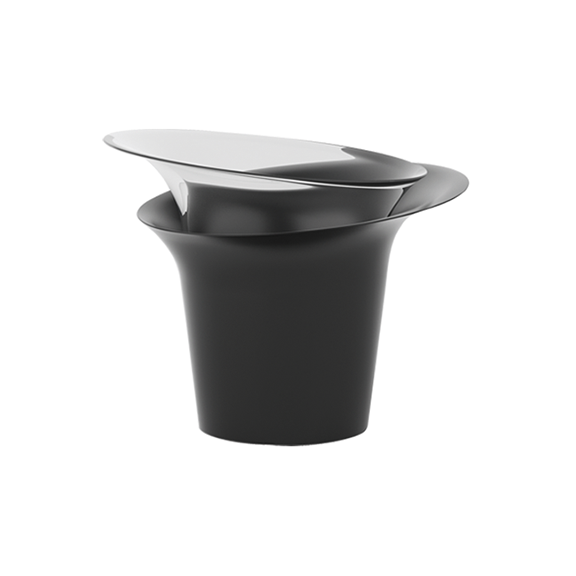 ADEL Orchid Planter - BLACK