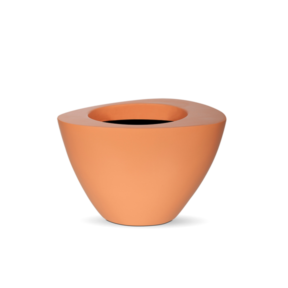 CAPI Orchid Planter - ORANGE