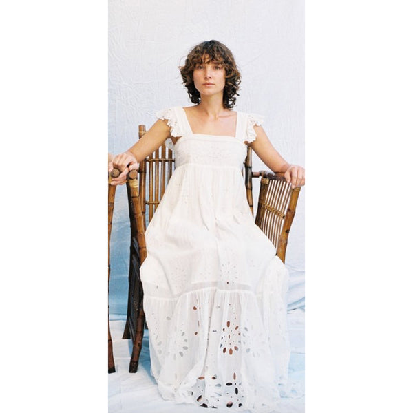 All That Remains Frida Long Dress