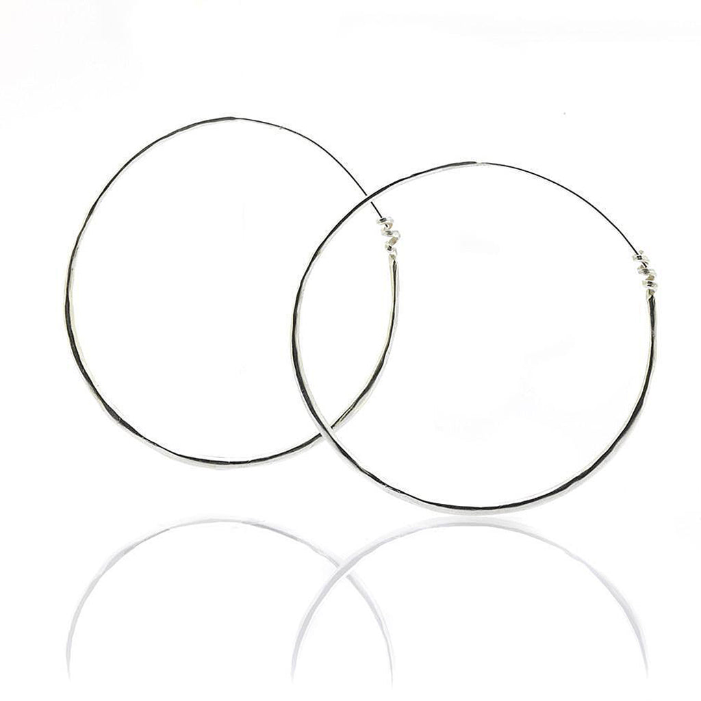 fede hoop earrings