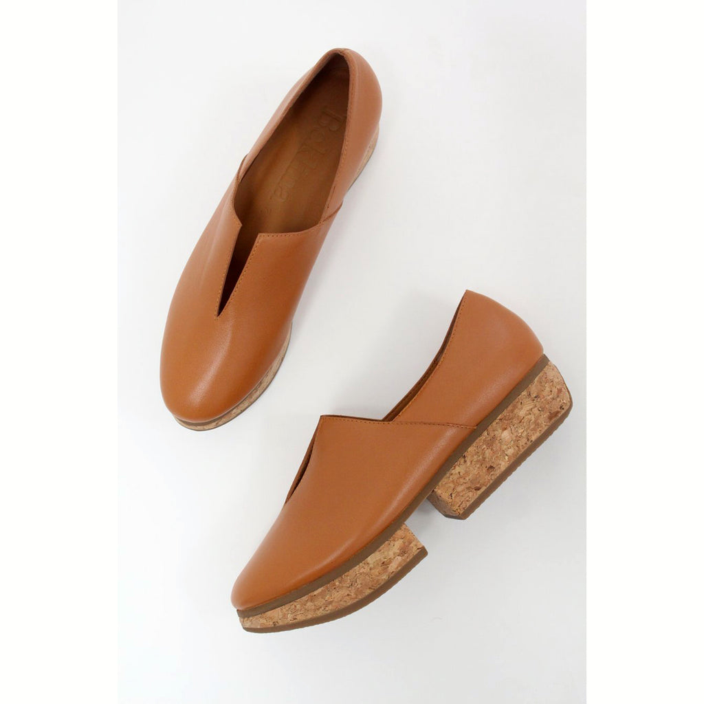 tétouan loafer in dry clay