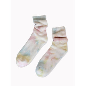 organic socks in bliss
