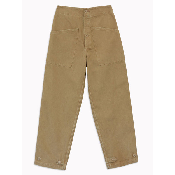 Bliss and Mischief Artist Tab Pants in Khaki
