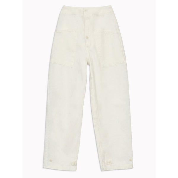 Bliss and Mischief Artist Tab Pants in Ivory