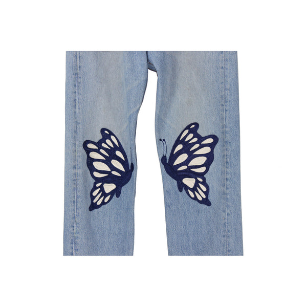 Bliss and Mischief Flutter Denim