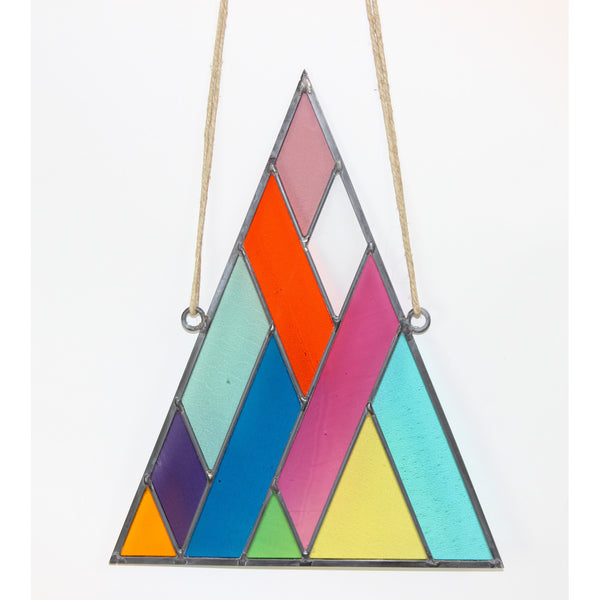 David Scheid Large Weavy Triangle
