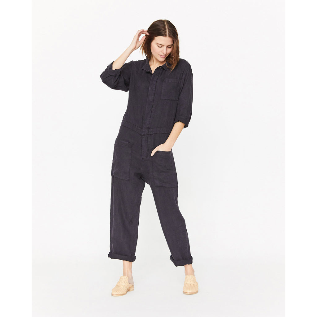 aaron flight suit in midnight