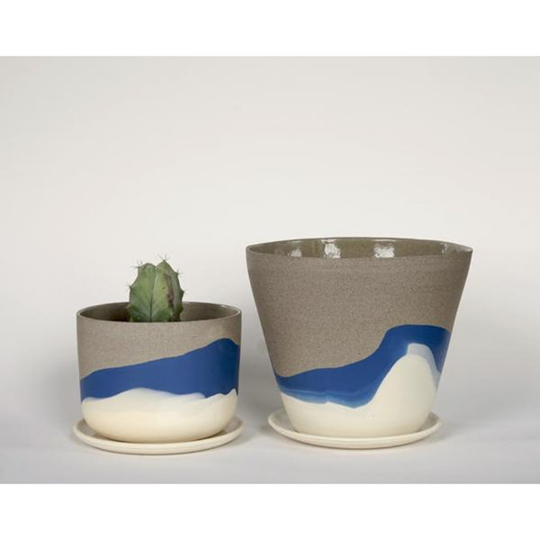 Helen Levi Beach Series Planter: Large