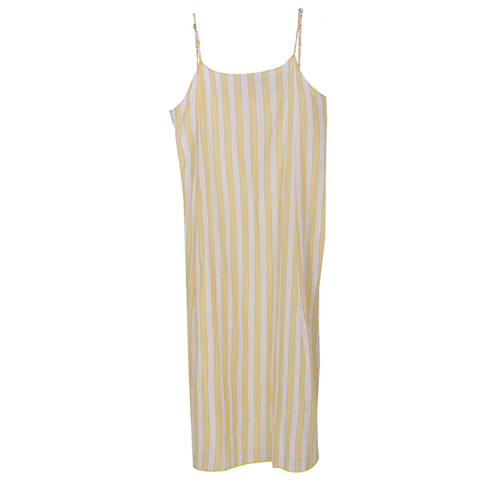 handwoven slip dress