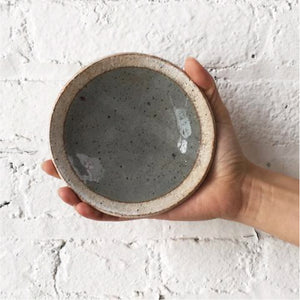 dish: full moon celadon