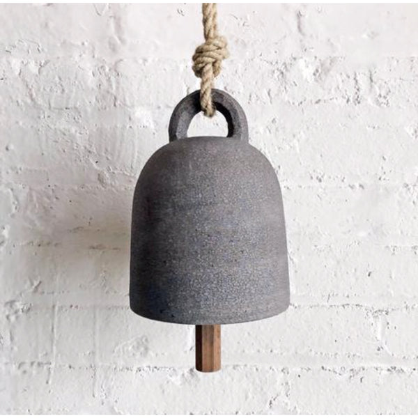 MQuan Thrown Bell Round: Grey